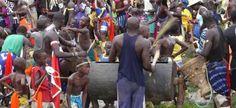 Casamance: Boukout 2014 : Des centaines de jeunes Brinois et Djibonkerois sont entrés ce samedi dans le bois sacré.