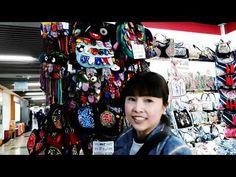 (อี้อู) รวมโรงงานขายส่งกระเป๋าถูกๆที่จีน - YouTube
