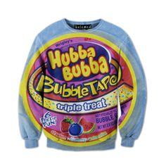Hubba Bubba Sweatshirt