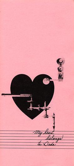 My Heart Belongs to Dada - Elaine Lustig Cohen