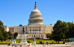 The US Capitol stands tall against the entire backdrop of DC. Magnificent architecture, stunning visuals and inspiring grounds make this an impressive engineering feat. This shot was taken on Sept 17, one day after the mass shooting at the Navy yard in DC. While security was prominent, life was going …