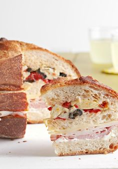 sandwiches on Pinterest | Tea sandwiches, Sandwiches and Sandwich loaf ...