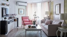 This Charming Condo Will Transport You to Paris House And Home Magazine, City Lights, House Tours, Philippines, Transportation, Condo, Home And Family, Home And Garden, Paris