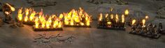 An awesome converted Daemons of Chaos Warhammer Army You have to admire the commitment, effort and skill in putting together this army. Warh...