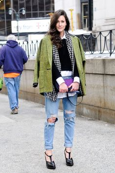 street style winter outfits