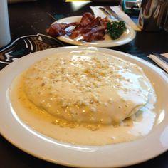 Macadamia pancake from Boots & Kimo  #oahu #hawaii #food #oahueats #oahulife #hawaiilife #aloha www.hawaiilife.com