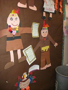 I Love 1st Grade: Thanksgiving