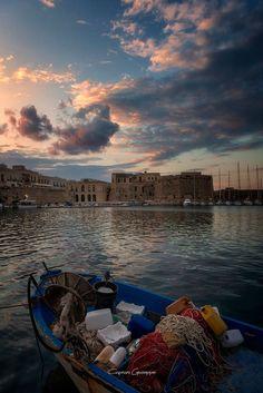 Gallipoli. Ph Giuseppe Capraro. New York Skyline, Digital, Ph, Travel, Fotografia, Viajes, Destinations, Traveling, Trips