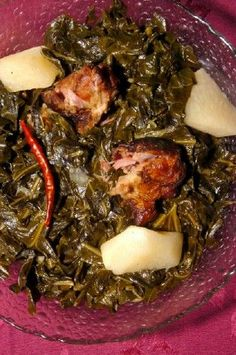 Collard-Greens Recipe with easy tips