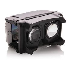 acb73fdc5cf271 Opvouwbare ABS Virtual reality bril die plat makkelijk overal mee naar toe  te nemen is om