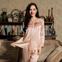 silk robes luxury silk pajamas his and hers silk robes https://www ...