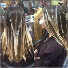 Incredible Balayage Technique Google Search Hair Pinterest Balayage Short Hairstyles Gunalazisus