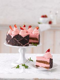 Erdbeer-Trüffel-Torte | Sweet Dreams Blog