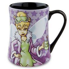 Tinker Bell Mug.