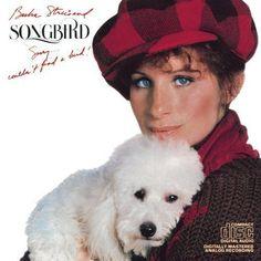 """Barbra Streisand - """"Songbird"""" (1978), compact disc / CD"""