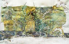 Bozena Wojtaszek, The Textile Cuisine: Slowly, but forward