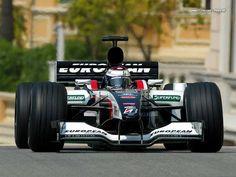 Jos Verstappen - Minardi PS03 (Cosworth) - 2003 -