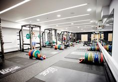 ESP Fitness customised Lifting Platforms, Power Racks, Bars and Weight Storage - ESP is the proud equipment supplier of the University of Leeds newly refurbished strength and conditioning and fitness facility, 'The Edge'; with 6 ESP Power Racks, 15 ESP Lifting Platforms, 25 ESP Bars and 25 sets of Weights. ESP has supported the facility in becoming one of the largest University gyms in the UK and one of the top performance facilities in Europe