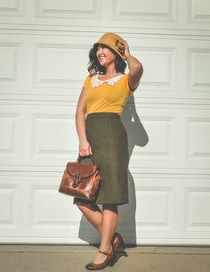 Princess Tiana inspired Dapper Day outfit #myDEfashion
