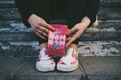 NOMNOM is a new healthier snack brand made for youth.