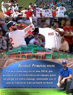 Mike Napoli, David Ortiz, Boston Red Sox, MLB
