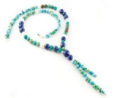 Tutorial: Make a Beaded Tassel Necklace