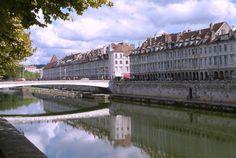 Besançon, Franche-Comté: Entdecken Sie das unschätzbare Architekturerbe dieser Stadt, die berühmte Zitadelle von Vauban und ihre zahlreichen Museen und Kunstgalerien. #KunstdesReisens mit #Bontourism