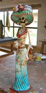 catrina escultura - Buscar con Google