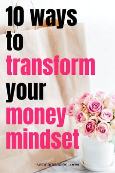 Are you looking for more wealth in life? All starts with your Money Mindset! Change your Money Mindset From Scarcity To Abundance is not really difficult when you know the right strategy. Here 10 bulletproof was to transform your money mindset. Mindset Quotes, Success Mindset, Growth Mindset, Success Quotes, Manifesting Money, Money Affirmations, How To Become Rich, How To Get Money, Law Of Attraction