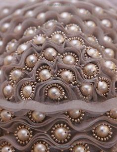Couture details: