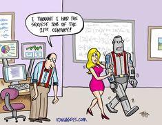 Cartoon: Data Scientist – the sexiest job of the century until … - KDnuggets