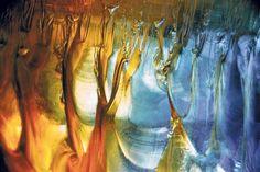 Wynn Bullock - Color Light Abstractions