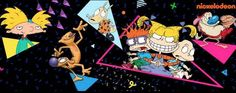 Nickelodeon is launching a 90s nostalgia channel called The Splat and it's going to have all of your favourite toons - News - TV & Radio - The Independent