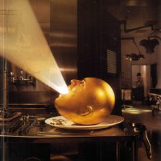 design by Hipgnosis / Storm Thorgerson The Mars Volta - De-Loused in the Comatorium (2003) http://grafiktrafik.tumblr.com