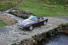 1990 TVR Griffith 500  The thunder of that V8 contrasted with the peace of the Trough of Bowland...