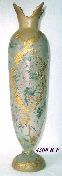 Mt. Washington Royal Flemish Vase - Delicate Decoration | Flickr - Photo Sharing!