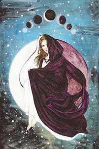 Resultado de imagen para luna wicca