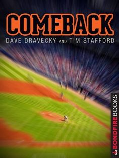 Comeback by Dave Dravecky and Tim Stafford | In one of the most memorable moments of Major League Baseball, Dave Dravecky pitched a winning game—less than a year after undergoing cancer surgery on his pitching arm. But his comeback was short-lived. Just five days after his winning game, Dravecky broke his arm—and would later lose it entirely as the cancer returned.