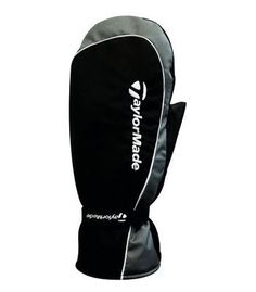 TaylorMade Cold Weather Mittens (Black) by TaylorMade. Save 30 Off!. $29.55. TaylorMade Cold Weather Mittens...Superior Warmth! Cold Weather mittens are the ultimate tool for cold weather outdoor activities, sporting events, hunting, fishing, skiing, spectator sports and so much more! TaylorMade Cold Weather Mittens feature: Fleece liner with 3M Thinsulate for superior warmth and comfort Water resistant nylon shell Rubbertex thumb and palm insert for enhanced grip Elastic wrist cuff wi...