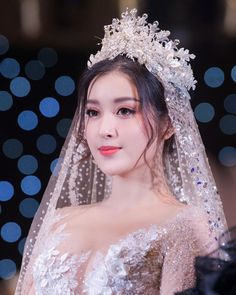 Beautiful Girl Photo, Beautiful Asian Girls, Party Outfits For Women, Bridal Makeup Looks, Beautiful Indian Actress, Bride Hairstyles, Stylish Girl, Bridal Make Up, Asian Beauty