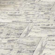 Belcanto White Californian Pine Effect Laminate Flooring 2 M Pack