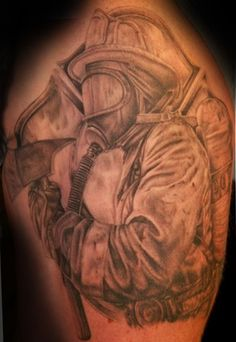 firefighting tattoos - Google Search