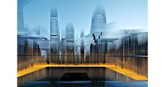 One of my New York Images - Year 2013 Ground Zero