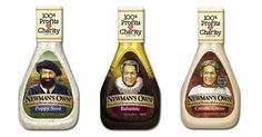 Score $1.00 In Savings On Newman's Salad Dressing!