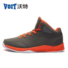 43.40$  Watch now - 2017 VOIT High-Top Men's Athletic Basketball Shoes Breathable Outdoor Sneakers Wavy Grip Wear Non-slip Traning Shoes  #aliexpressideas