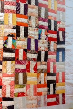 nifty quilts: Japanese Yukata Cottons