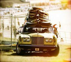 Rolls-Royce surf wagon