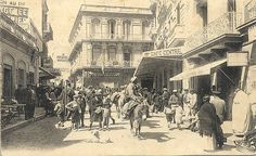 Cafe casino  - Tanger 1912 by jotunbani, via Flickr