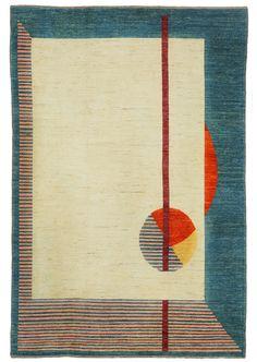 Irene Infantes rugs for Christopher Farr - COVER Magazine: Carpets & Textiles For Modern Interiors Carpet Decor, Wall Carpet, Rugs On Carpet, Carpets, Weaving Art, Tapestry Weaving, Latch Hook Rugs, Art Deco, Textile Fiber Art