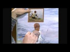 Painting the clothed figure with Jerry Yarnell